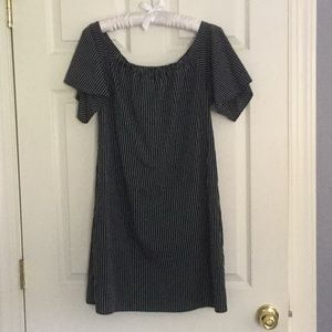 Banana Republic dress with pockets